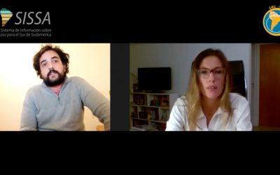 Sequía en la Cuenca del Plata- Entrevista a Mariano Re