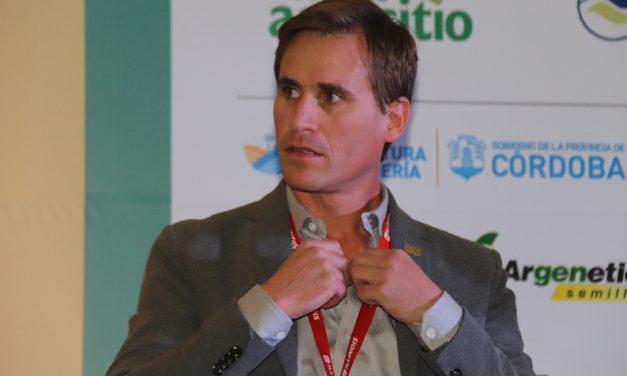 """Federico Bert: """"Que una sequía no deje fuera de juego a los productores agropecuarios"""""""