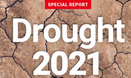 Se presentó el Reporte GAR 2021, enfocado en la sequía